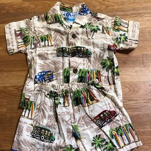 Other - 🛍♻️ 5/$15 RJC Made in Hawaii Set Size 6 Months